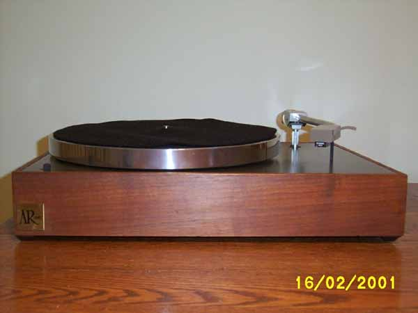 AR XA Model - Vinyl Nirvana - Vintage AR and Thorens Turntable Sales