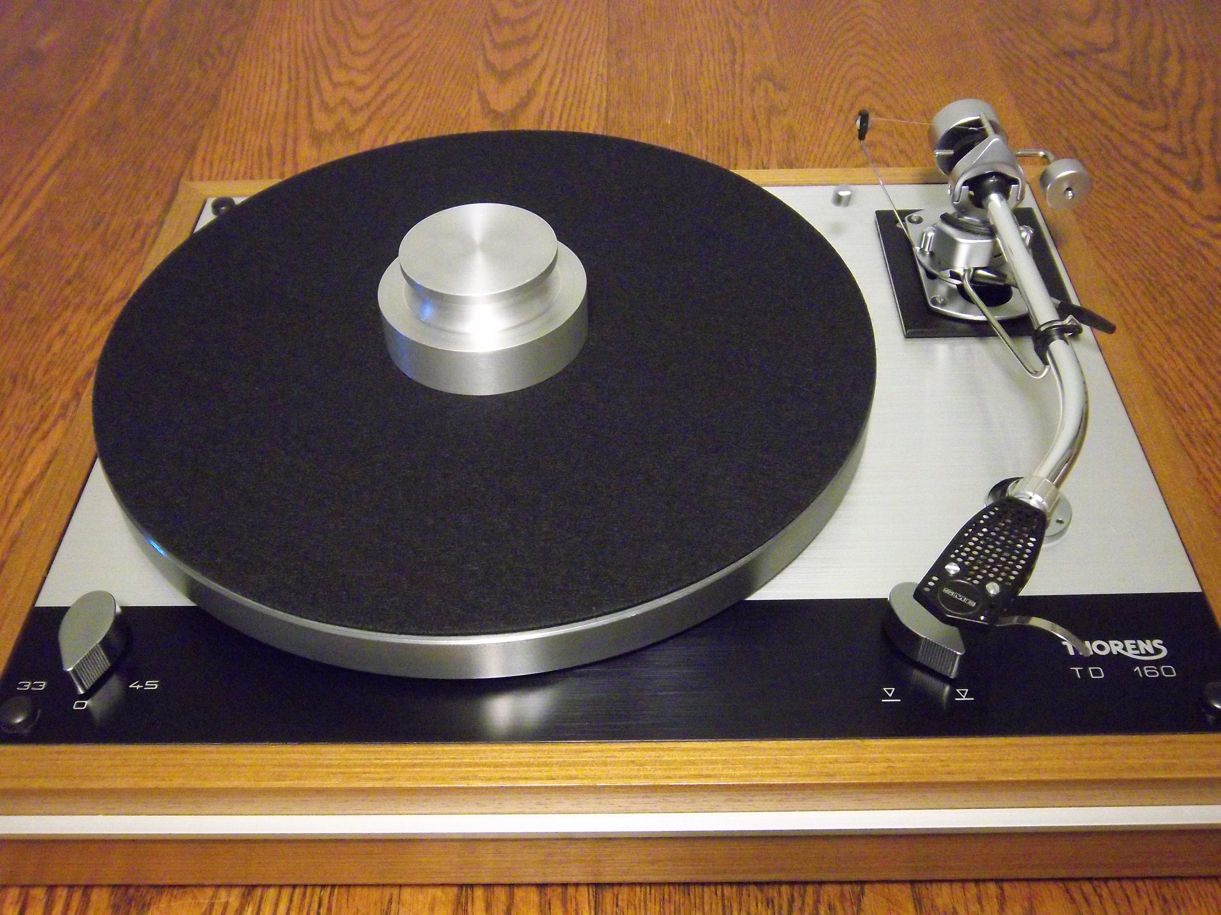 Rl Td 124 Vinyl Nirvana Vintage Ar And Thorens - Www imagez co