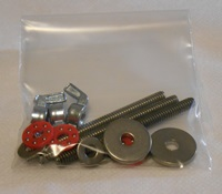 Vinyl Nirvana Upgrade Replacement Stud Kit~XA/XB Version for AR Turntable