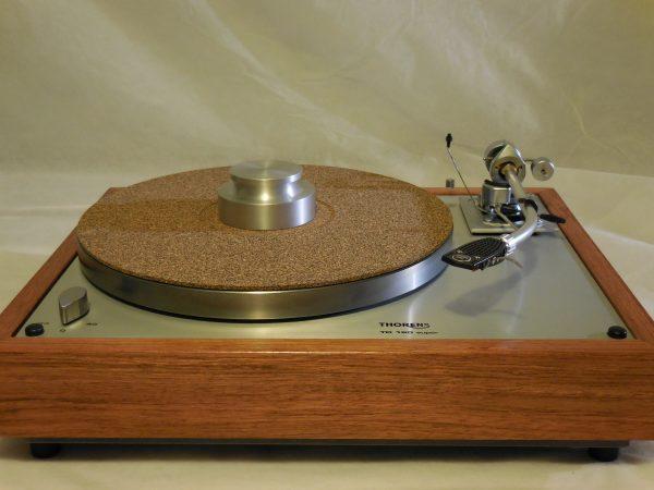 Cork-rubber composite mat and Bren record weight add $120