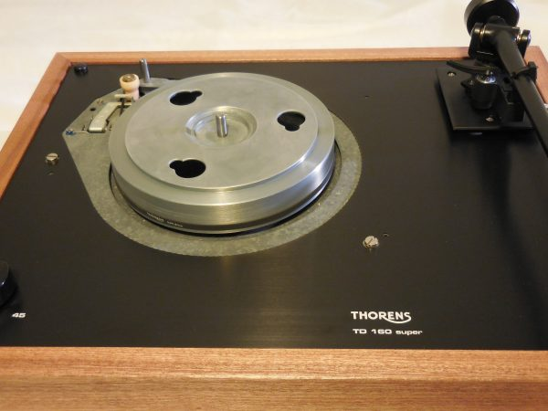 Reproduction top plate