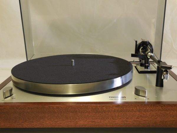 Starter Package!  Thorens TD-166 MKII Turntable  02