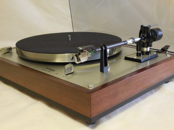 Starter Package!  Thorens TD-166 MKII Turntable  03