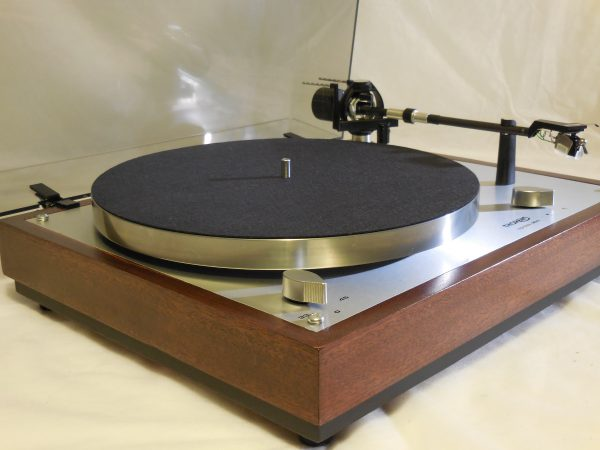 Starter Package!  Thorens TD-166 MKII Turntable  01