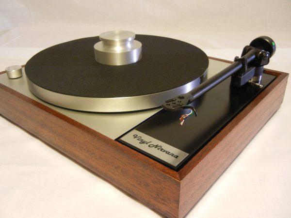 Custom Thorens TD-150 w/Rega RB-250 Arm, Extras - Vinyl Nirvana