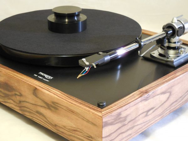 Thorens TD-160 Super Reproduction, Midnight Edition (ME), new SME m2-9 arm, Caribbean Rosewood plinth 03