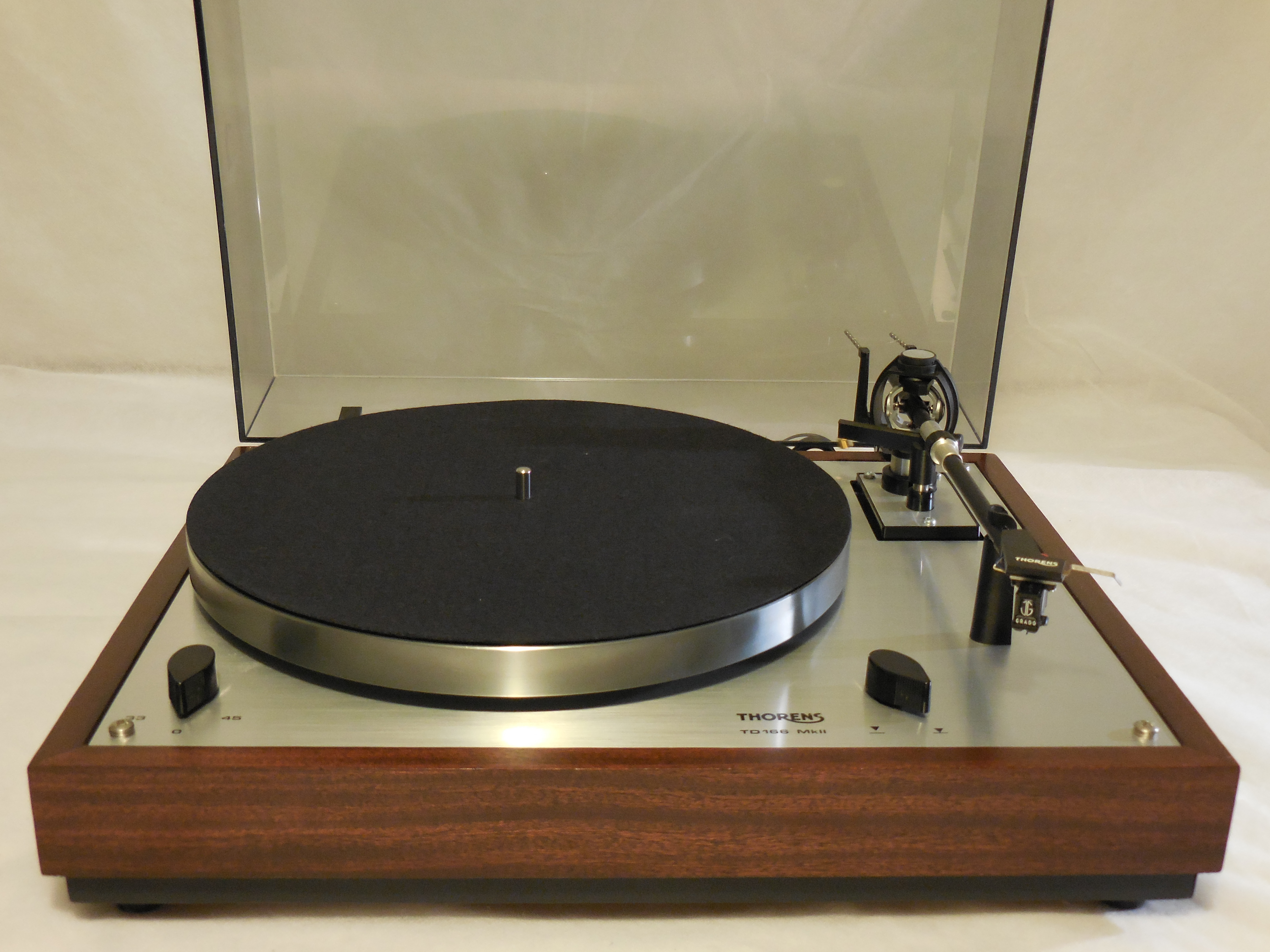 starter-package-thorens-td-166-mkii-turntable-includes-used