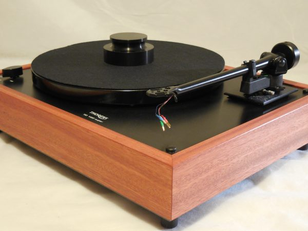 Thorens TD-160 Super Reproduction, Midnight Edition (ME), Upgraded Rega (Moth) RB-202 arm, Bloodwood Plinth 02