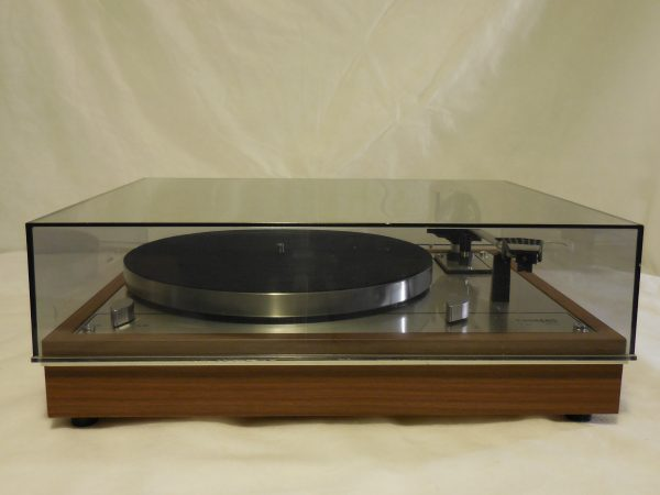 Starter Package!  Vintage Thorens TD-165 Turntable, w/used Shure cartridge, new stylus 02