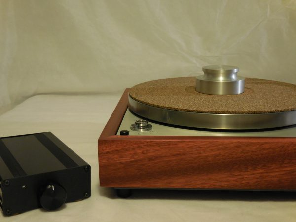 The Ultra ~ Thorens TD-160 Super Reproduction, new SME M2-9 arm, custom Bloodwood plinth, Origin Live Ultra Motor, full mods 02