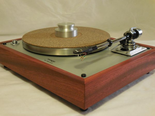 The Ultra ~ Thorens TD-160 Super Reproduction, new SME M2-9 arm, custom Bloodwood plinth, Origin Live Ultra Motor, full mods 03