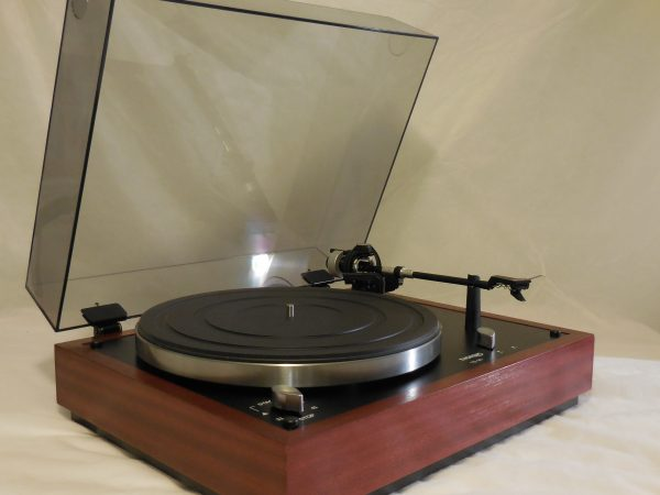 Rare Thorens TD-147, Auto-shut off version of TD-160 Super 02