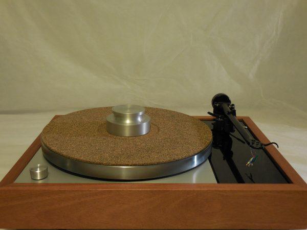 Vinyl Nirvana's 2016 VN-150! A Transformed Thorens TD-150 in custom  plinth, Upgraded Rega (Moth) RB-202 Tonearm 02