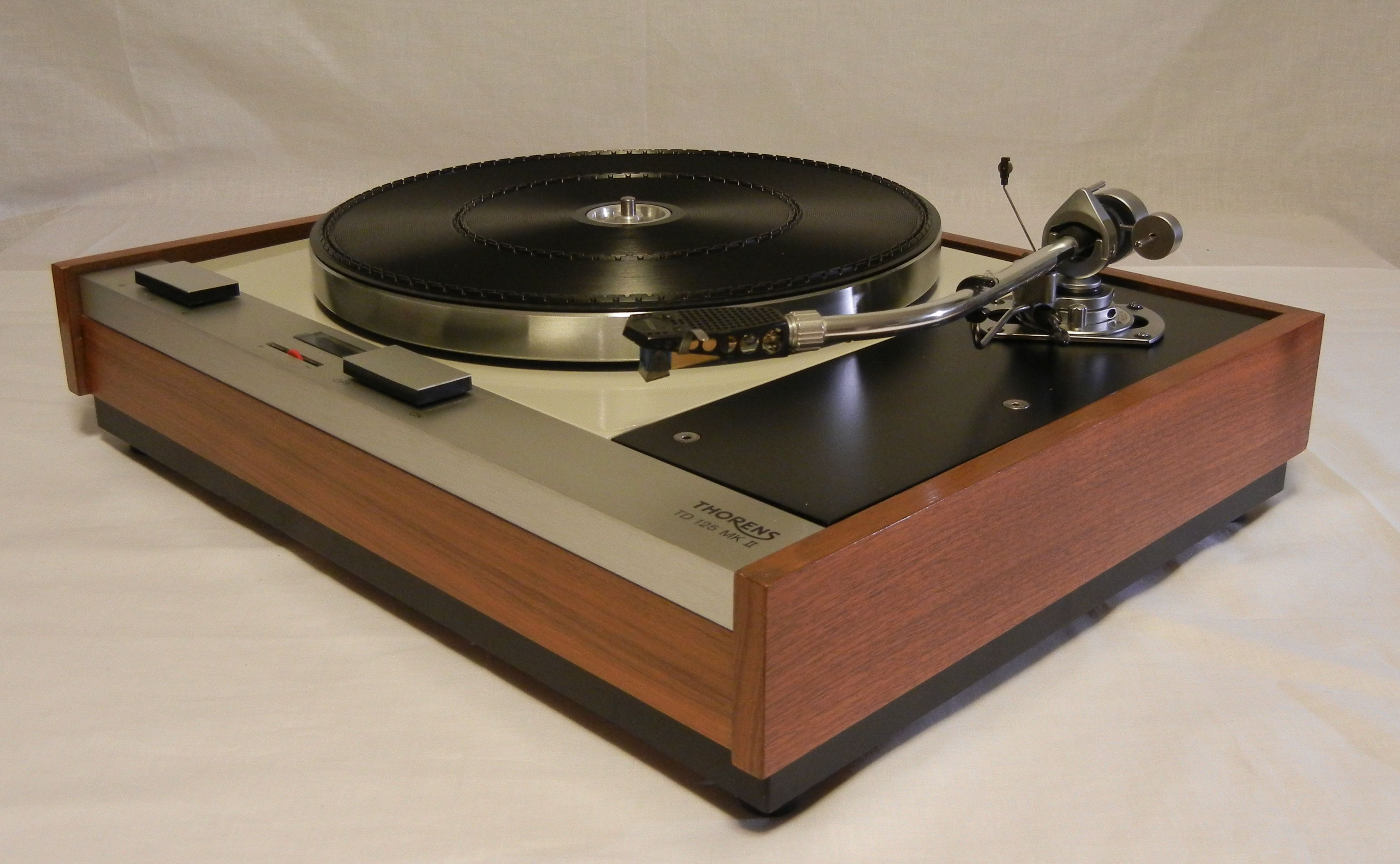 Restoration Services: AR & Thorens Turntables - Vinyl