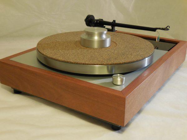 Vinyl Nirvana's 2016 VN-150! A Transformed Thorens TD-150 in custom  plinth, Upgraded Rega (Moth) RB-202 Tonearm 01