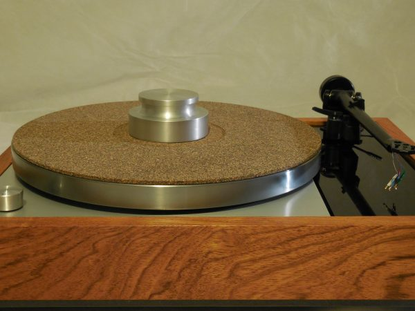 Vinyl Nirvana's 2016 VN-150! A Transformed Thorens TD-150 in custom  plinth, Upgraded Rega (Moth) RB-202 Tonearm, Extras 02