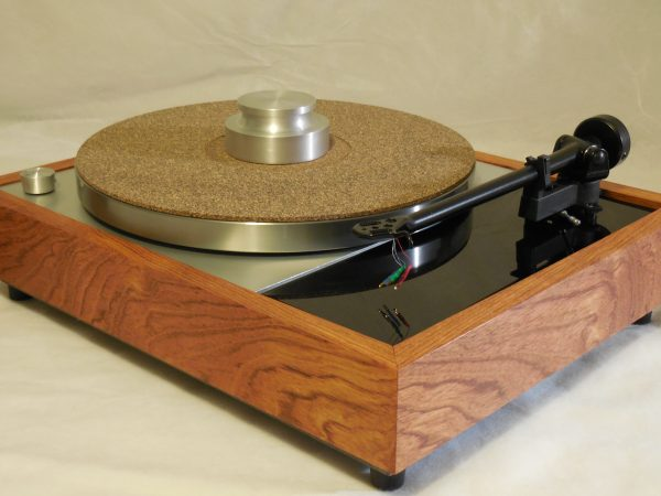 Vinyl Nirvana's 2016 VN-150! A Transformed Thorens TD-150 in custom  plinth, Upgraded Rega (Moth) RB-202 Tonearm, Extras 01