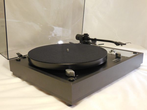 Another Turntable Offering Black Beauty Thorens Td 160