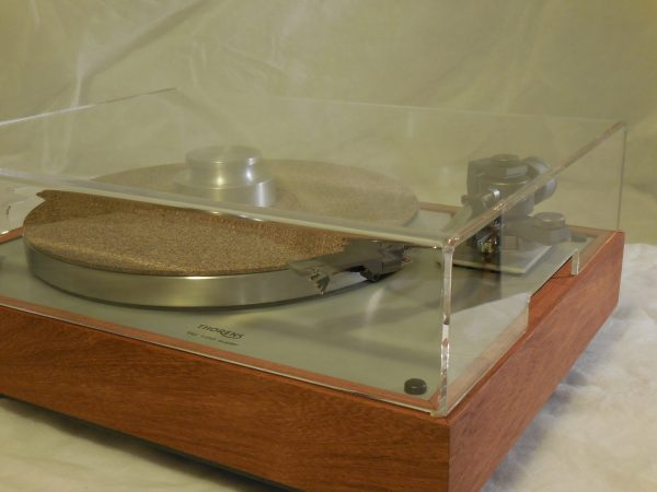 Gorgeous Thorens Td 160 Super Reproduction New Jelco 750d