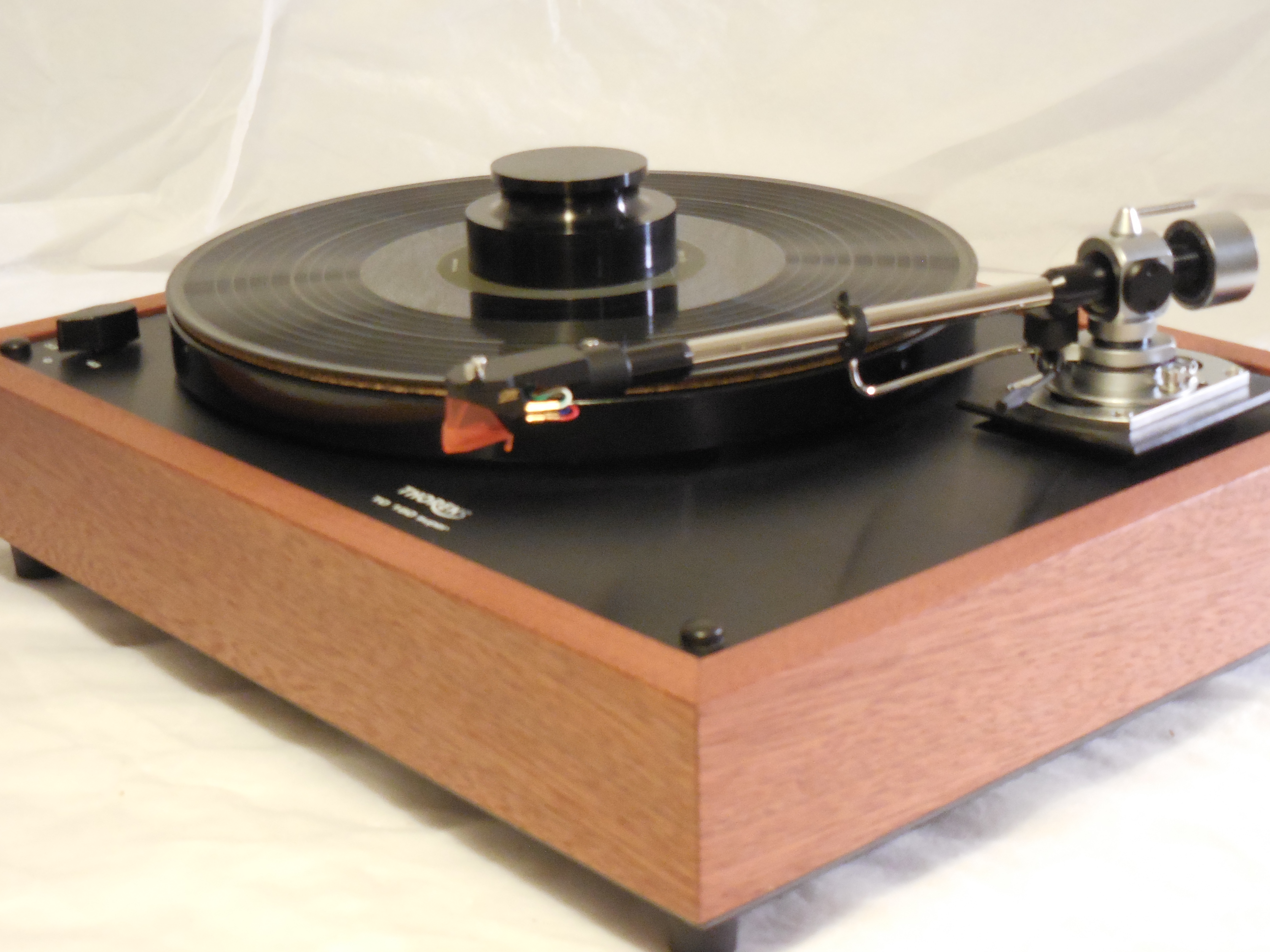 Thorens Td 160 Super Reproduction Midnight Edition Me