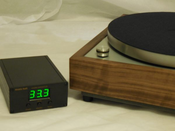 Transformed Thorens TD-150 in custom Black Mahogany plinth, Upgraded Rega (Moth) RB-202 Tonearm, Extras 02