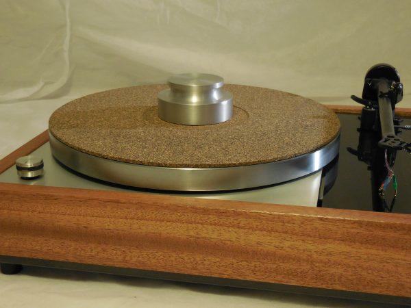 Bren Weight and Cork-rubber composite mat add $120