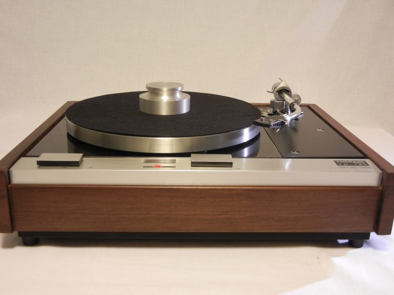 Vintage Thorens Td 125 W Sme 3009 Series Ii Arm Amp Custom
