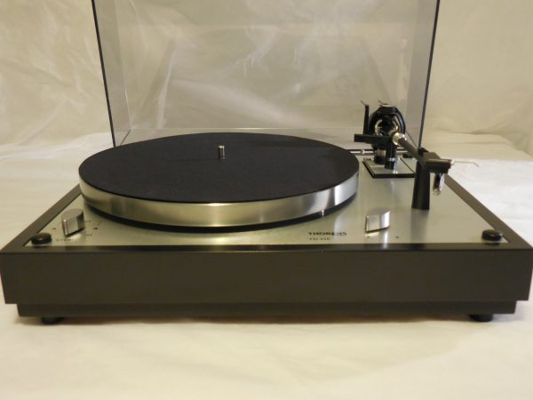 Starter Package! Stock Thorens TD-146Turntable Package, featuring auto-shut off 02