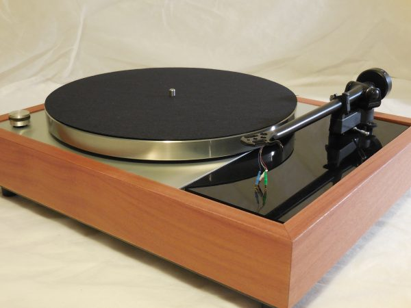 Vinyl Nirvana's VN-150! A Transformed Thorens TD-150 in custom Santos Mahogany plinth, Upgraded Rega (Moth) RB-202 Tonearm, Extras 01