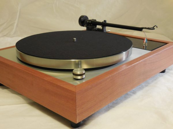 Vinyl Nirvana's VN-150! A Transformed Thorens TD-150 in custom Santos Mahogany plinth, Upgraded Rega (Moth) RB-202 Tonearm, Extras 02