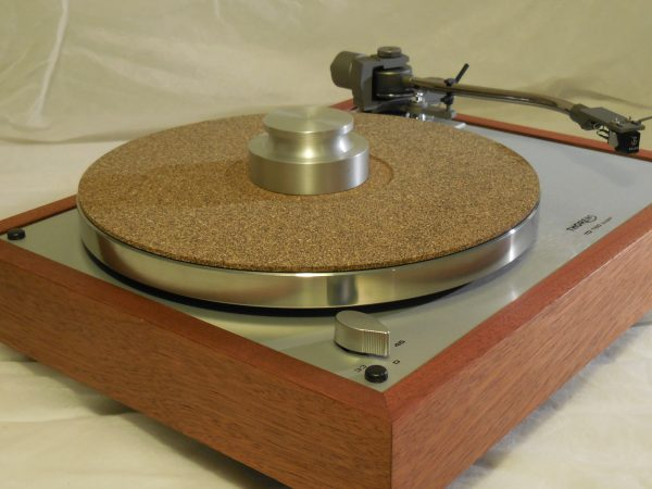 Thorens TD-160 Super Reproduction, new Jelco 750D tonearm, Sipo plinth 03