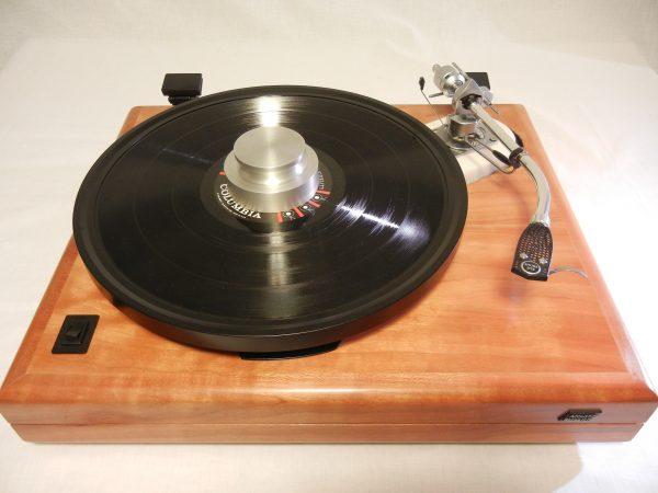 Loaded Cherry AR ES-1 Turntable w/ SME 3009 Tonearm, - Vinyl