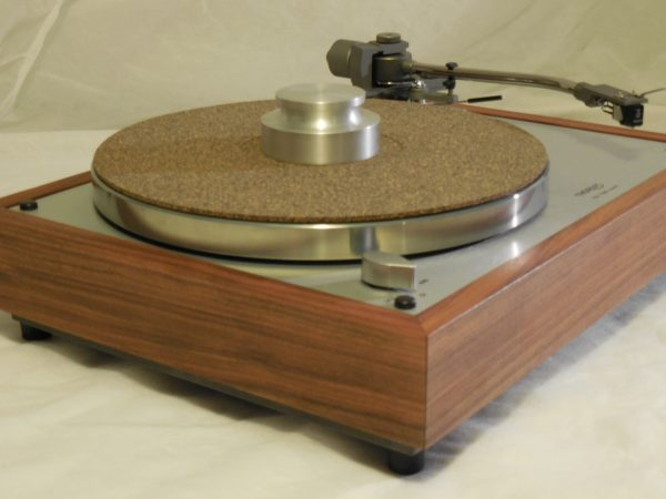 Thorens Td 160 Super Reproduction New Jelco 750d Tonearm