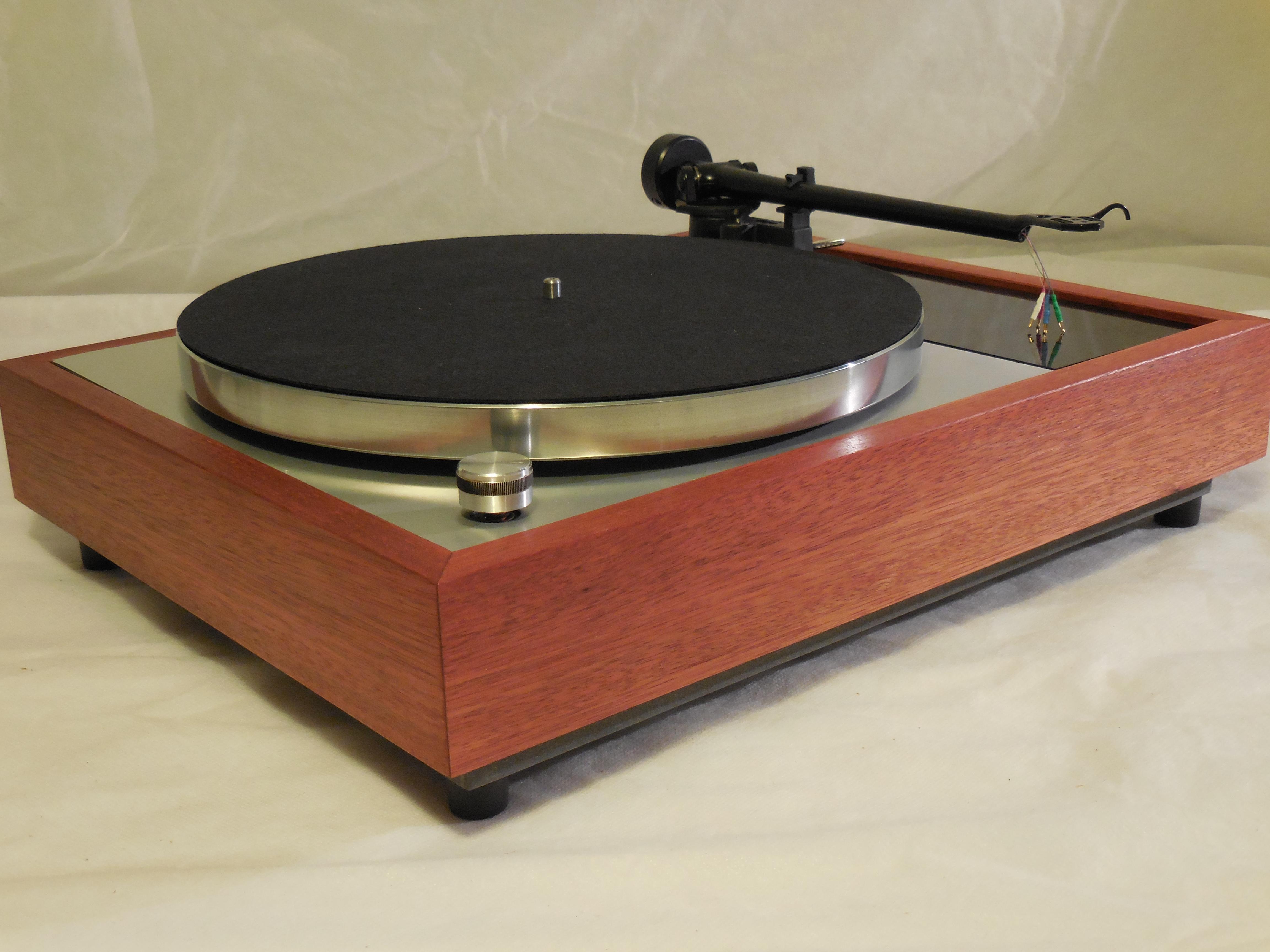 Vinyl Nirvana s VN 150 A Transformed Thorens TD 150 in custom