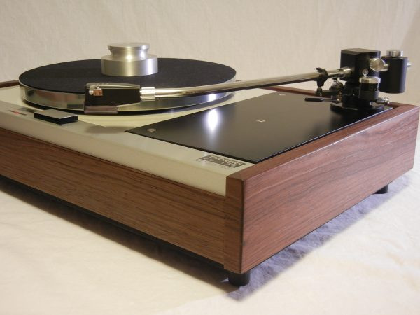 Featured Turntable: TD-125 Long Base. Peruvian Walnut.  Ortofon RS-309D.
