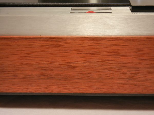 Bloodwood is one of the most dense woods we use.  And it's gorgeous!