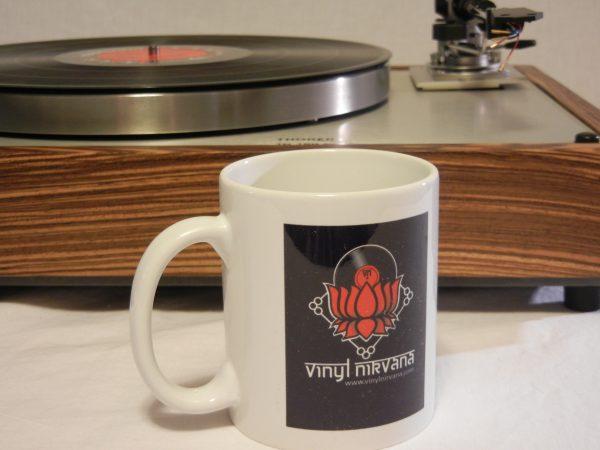 Vinyl Nirvana Coffee Mug