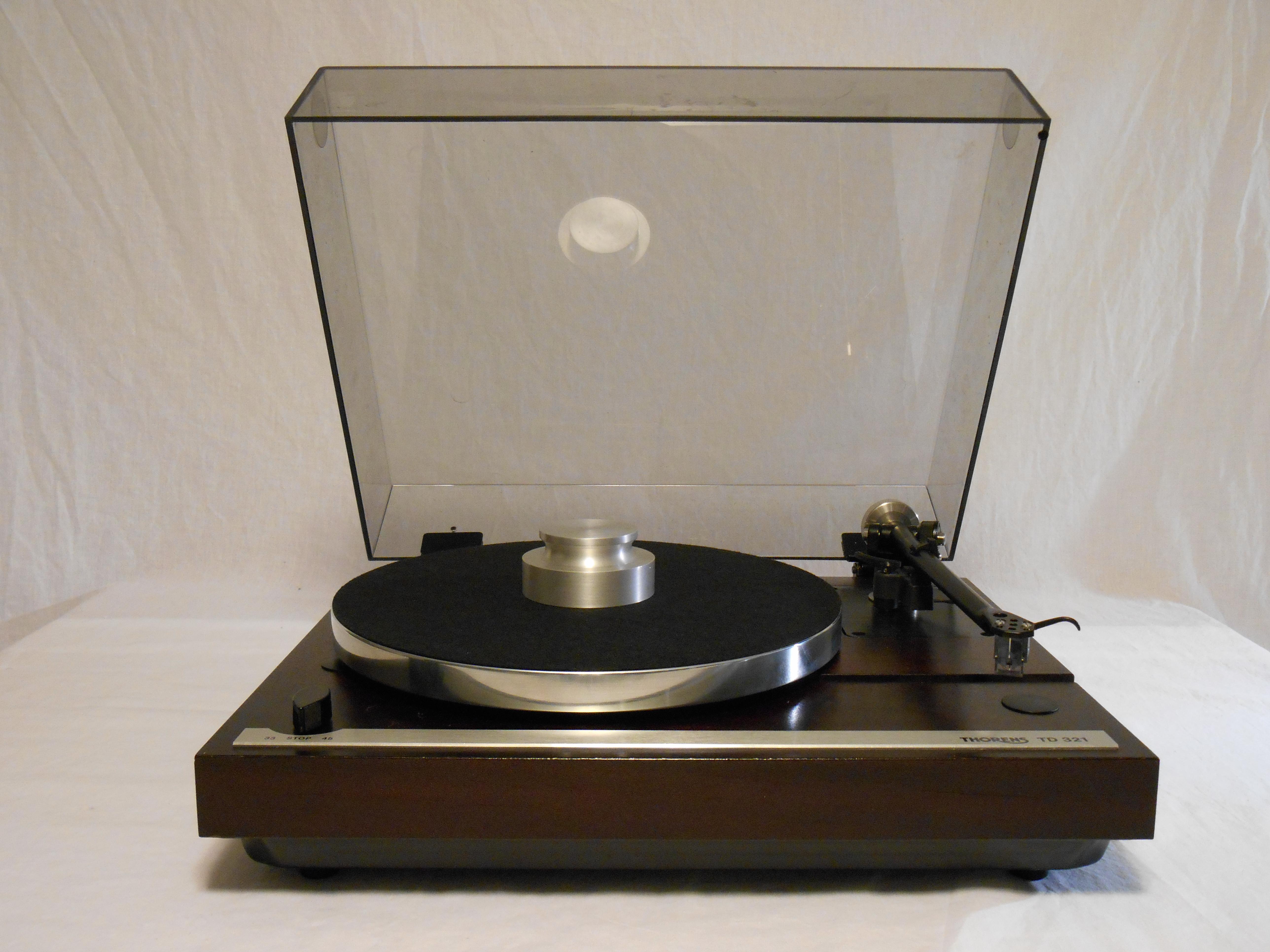 Superb Thorens Td 321 W Rega Rb 300 Vinyl Nirvana