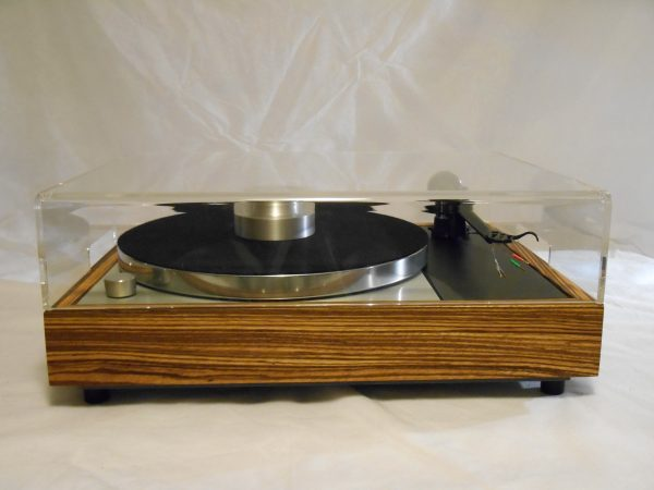 Vinyl Nirvana's VN-150! A Transformed Thorens TD-150 in custom Zebrawood plinth, Upgraded Rega (Moth) RB-202 Tonearm, Music Hall Cruise Control_03