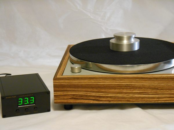 Vinyl Nirvana's VN-150! A Transformed Thorens TD-150 in custom Zebrawood plinth, Upgraded Rega (Moth) RB-202 Tonearm, Music Hall Cruise Control_01