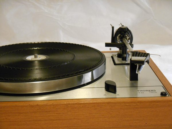 Cartridge not included, but I sell Grado and Ortofon cartridges.