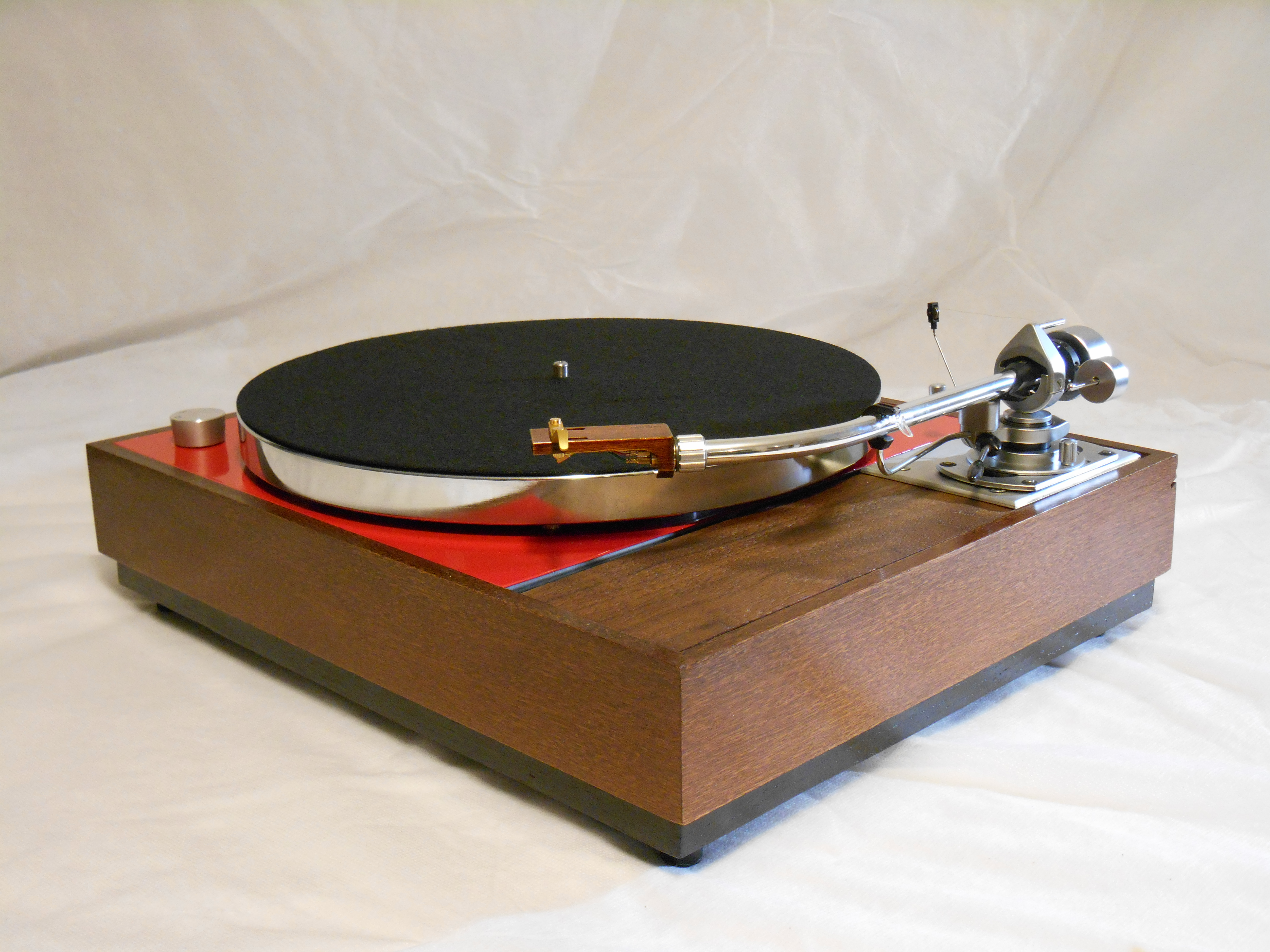 a transformed thorens td 150 rewired sme 3009 series ii. Black Bedroom Furniture Sets. Home Design Ideas