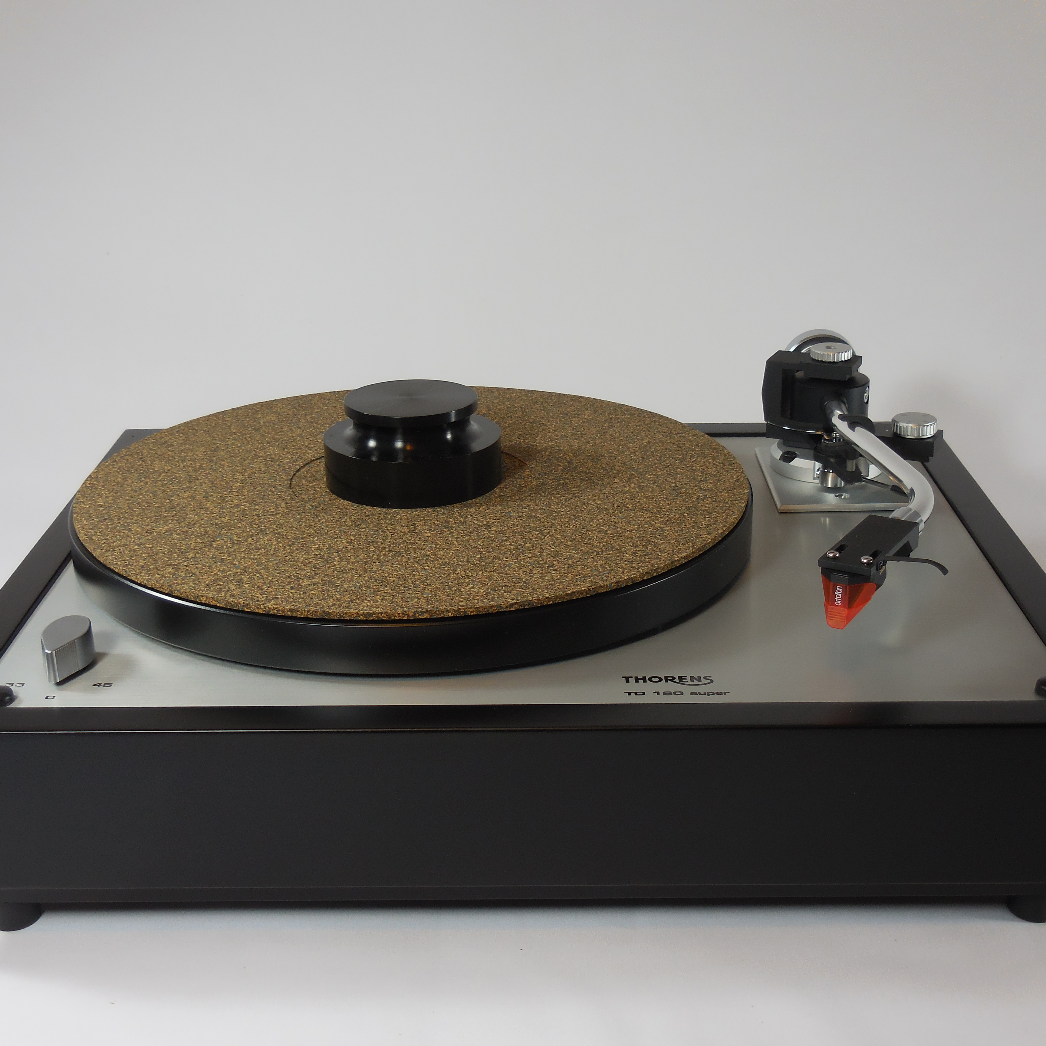 Stunning Thorens Td 160 Super Reproduction New Jelco 550s