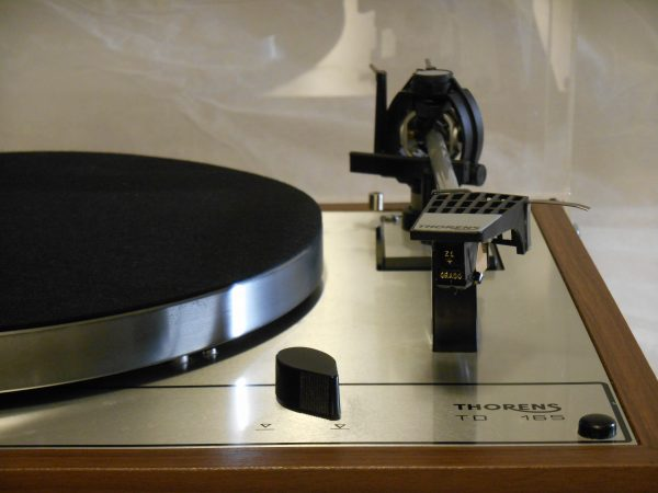 Starter Package!  Vintage Thorens TD-165 Turntable_09