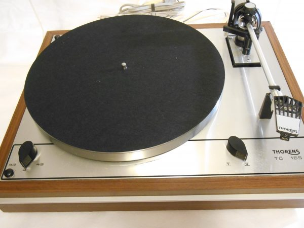 Starter Package!  Vintage Thorens TD-165 Turntable_05