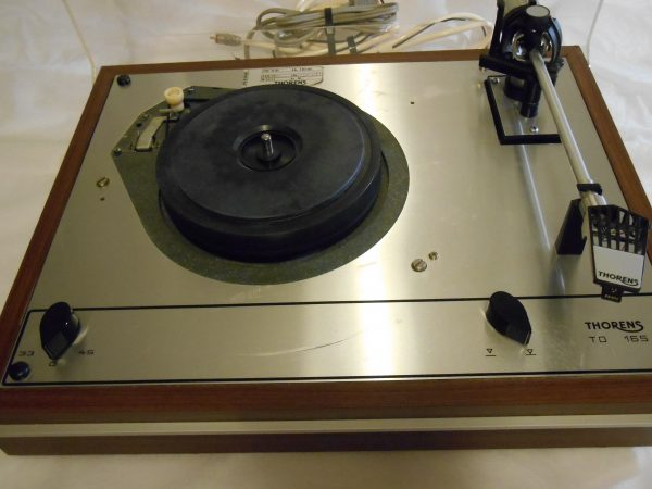 Starter Package!  Vintage Thorens TD-165 Turntable_06