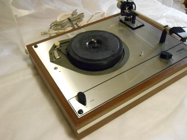 Starter Package!  Vintage Thorens TD-165 Turntable_08