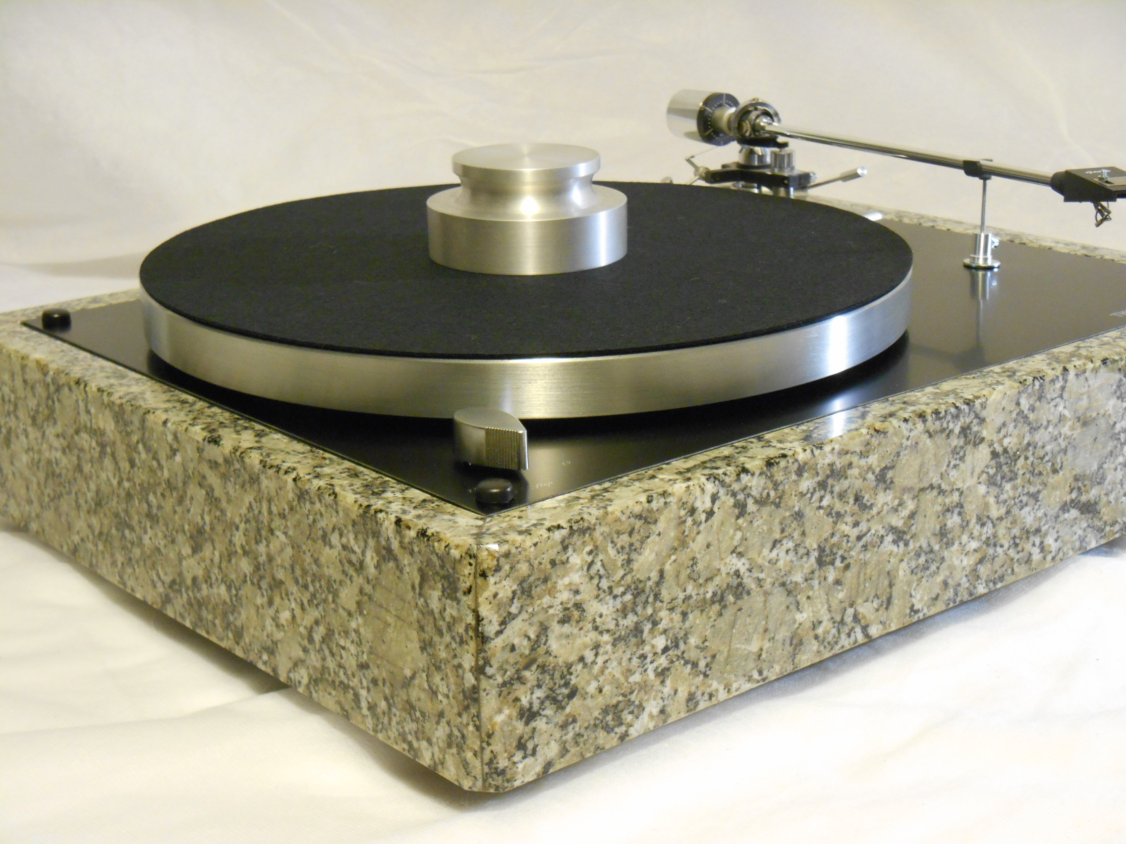 Special Thorens Td 166 Bc Turntable Grace 707 Arm Solid