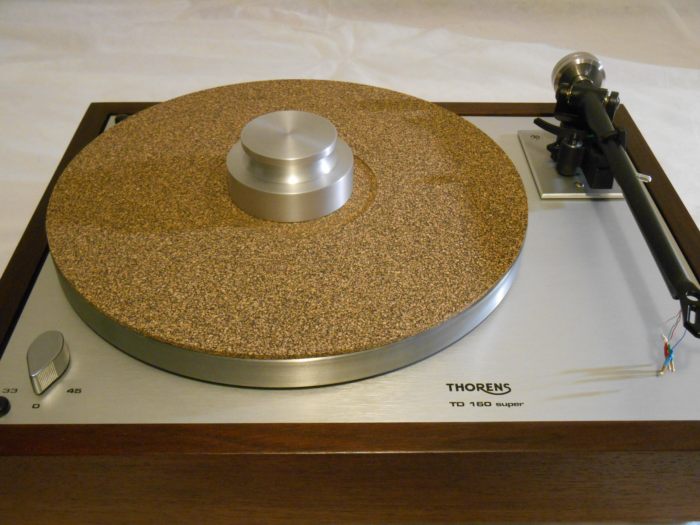 Thorens Td 160 Super Reproduction Performance Package Ar