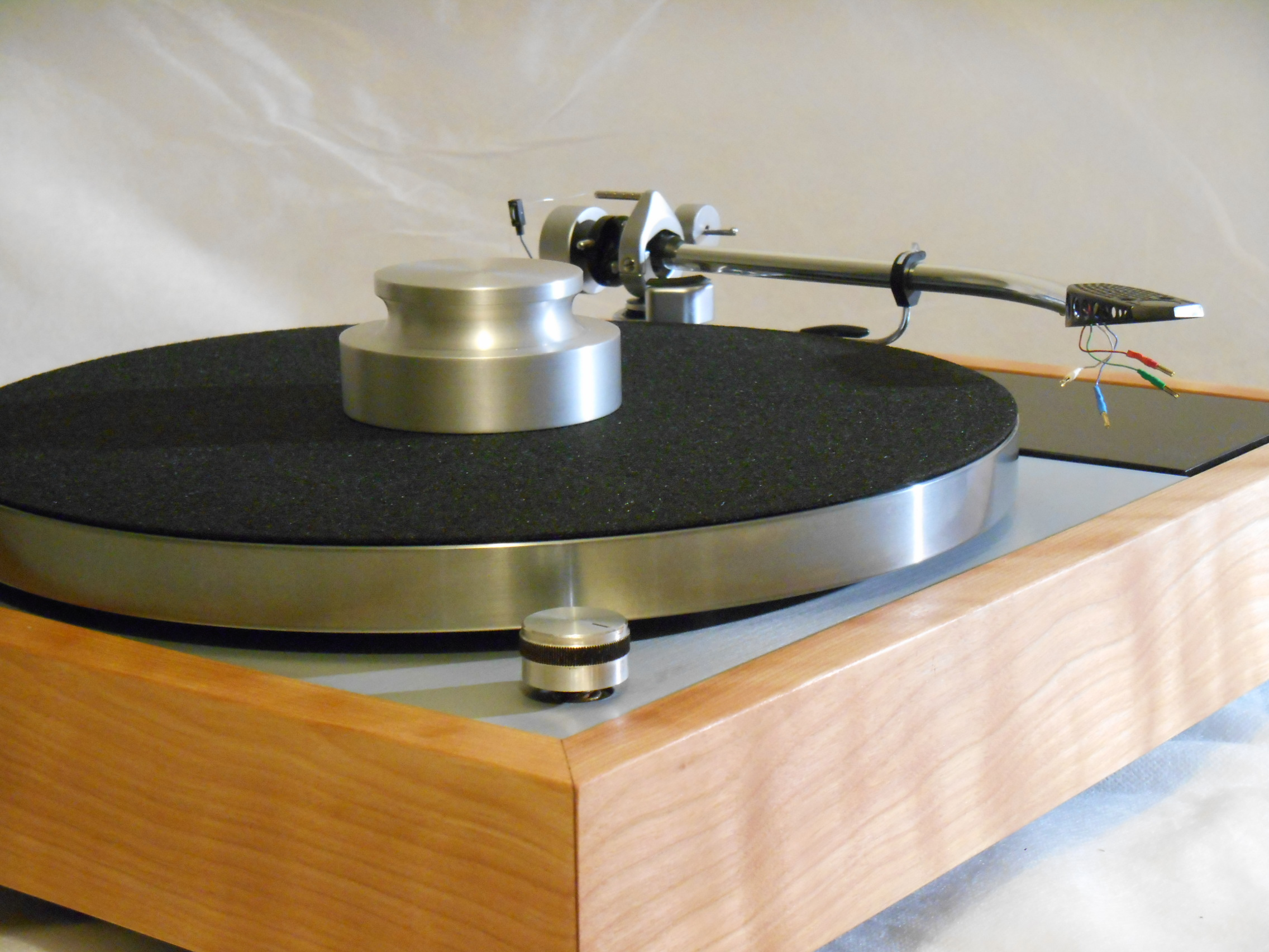 Vinyl Nirvana S Vn 150 A Transformed Thorens Td 150 In
